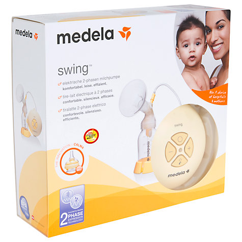 Medela Swing Electric Breastpump with Calma