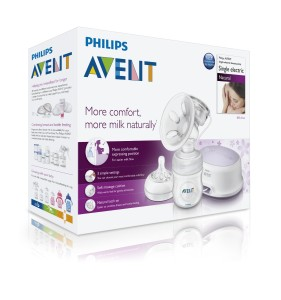 Philips AVENT SCF332/01 Comfort Single Electric Breast Pump